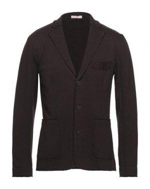Пиджак SUN 68. Цвет: темно-коричневый