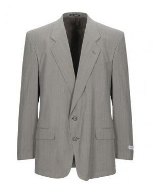 Пиджак PROFILO. Цвет: серый