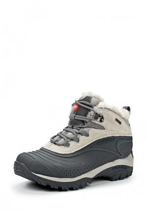 Ботинки трекинговые Merrell STORM TREKKER 6. Цвет: серый
