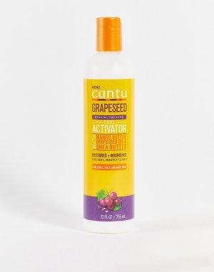 Крем для вьющихся волос с виноградными косточками , 355 мл-Бесцветный Cantu