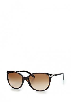 Очки солнцезащитные Ralph Lauren 0RA5160 510/13. Цвет: коричневый