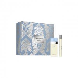 Набор Light Blue Dolce & Gabbana. Цвет: бесцветный
