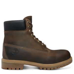 Ботинки 6 Inch Premium Boot Timberland. Цвет: темно-коричневый