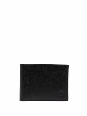 Складной кошелек Timberland. Цвет: черный