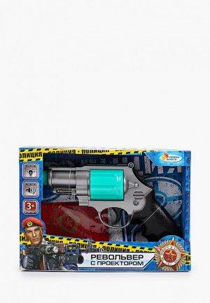 Игрушечное оружие Играем Вместе. Цвет: разноцветный