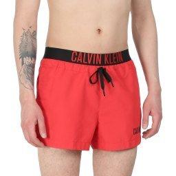Шорты KM0KM00460 красный CALVIN KLEIN