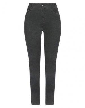 Повседневные брюки IRIS VON ARNIM. Цвет: свинцово-серый