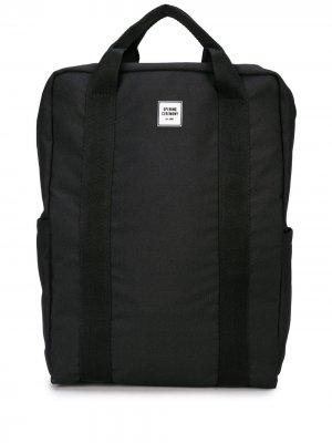 Рюкзак прямоугольной формы Opening Ceremony. Цвет: черный