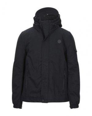 Куртка BENCH.. Цвет: черный