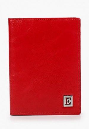 Обложка для документов Eleganzza. Цвет: красный
