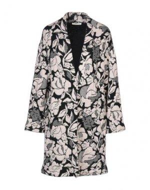 Легкое пальто KARTIKA. Цвет: черный