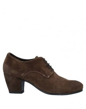 Обувь на шнурках ENTOURAGE. Цвет: какао