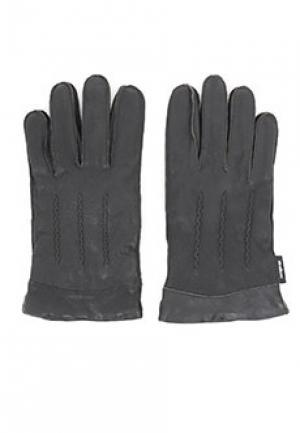 Перчатки STRELLSON. Цвет: коричневый