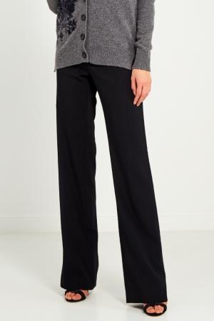 Черные брюки Aquilano.Rimondi. Цвет: черный