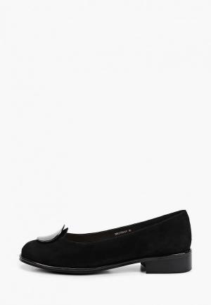 Туфли Balex Увеличенная полнота. Цвет: черный