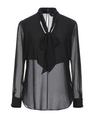 Блузка 22 MAGGIO by MARIA GRAZIA SEVERI. Цвет: черный