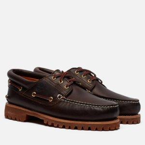Мужские ботинки Heritage 3-Eye Timberland. Цвет: коричневый