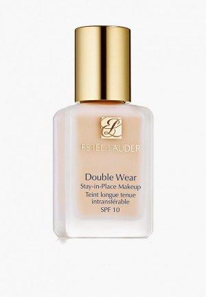 Тональное средство Estee Lauder устойчивое Double Wear Stay-in-Place Makeup SPF 10 0N1 Alabaster 30 мл. Цвет: бежевый