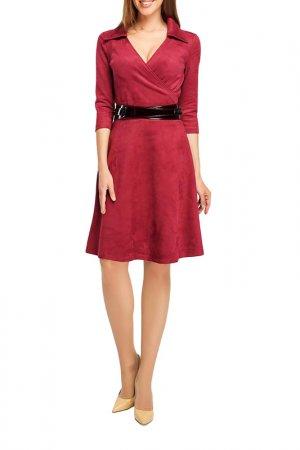 Платье Giulia Rossi. Цвет: бордовый2