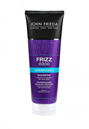 Шампунь John Frieda Frizz Ease DREAM CURLS для волнистых и вьющихся волос, 250 мл. Цвет: прозрачный