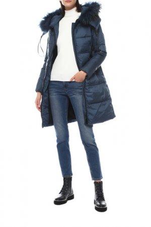 Куртка La Reine Blanche. Цвет: blue