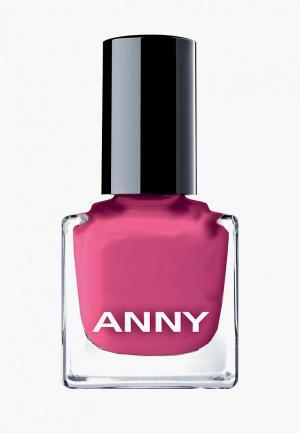 Лак для ногтей Anny тон 178.20 темно-розовый. Цвет: розовый