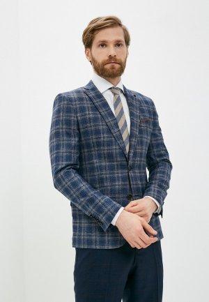 Пиджак Laconi. Цвет: синий