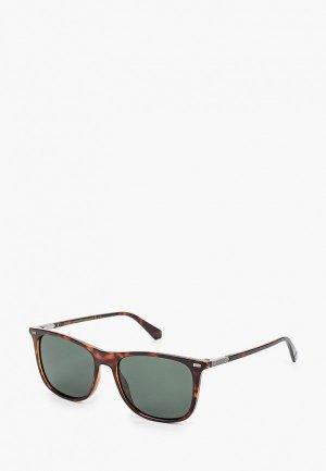 Очки солнцезащитные Polaroid PLD 2109/S 086. Цвет: коричневый