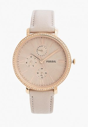 Часы Fossil ES5097. Цвет: бежевый