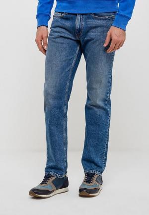 Джинсы Calvin Klein Jeans CA939EMAPRA6. Цвет: синий
