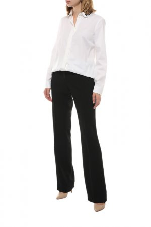 Блуза RED Valentino. Цвет: белый