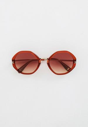 Очки солнцезащитные Marc Jacobs MJ 1003/S 09Q. Цвет: коричневый