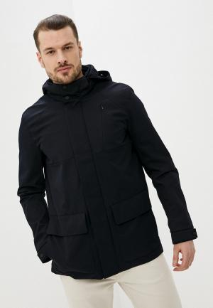 Куртка утепленная Geox AERANTIS. Цвет: синий