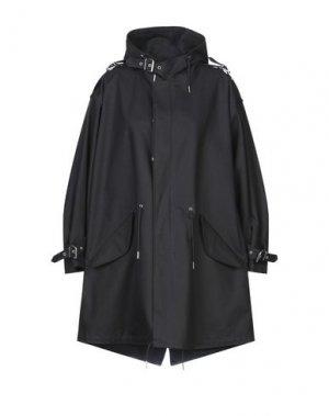 Легкое пальто CELINE. Цвет: черный