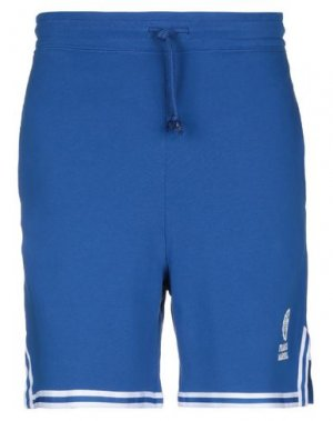 Бермуды FRANKLIN & MARSHALL. Цвет: синий