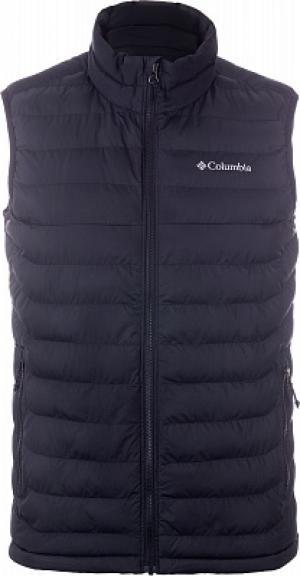 Жилет утепленный мужской Powder Lite™, размер 48-50 Columbia. Цвет: черный