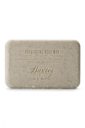 Мыло-скраб Exfoliating Body Bar, 198 g Baxter of California. Цвет: без цвета