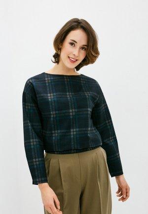 Блуза Argent. Цвет: черный