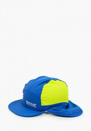 Кепка Regatta Kids Protect Cap. Цвет: синий