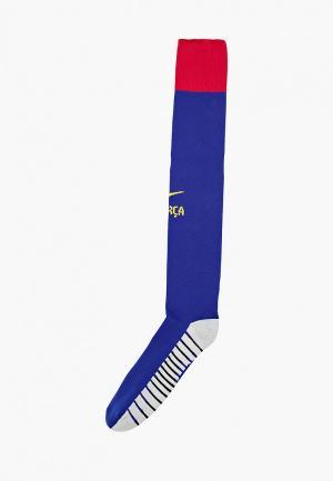 Гетры Nike FCB U NK STAD OTC SOCK HM. Цвет: синий