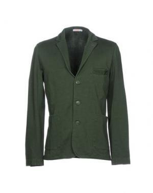 Пиджак SUN 68. Цвет: зеленый
