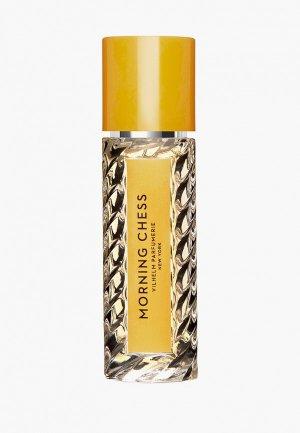 Парфюмерная вода Vilhelm Parfumerie New York MORNING CHESS EDP, 20 мл. Цвет: прозрачный