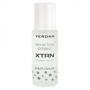 Минеральный роликовый дезодорант Verdan. Цвет: бесцветный