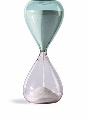 Песочные часы Clessidra Venini. Цвет: зеленый