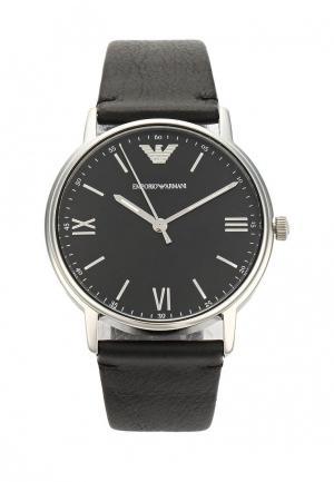 Часы Emporio Armani AR11013. Цвет: черный
