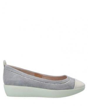 Туфли CAFèNOIR. Цвет: серый