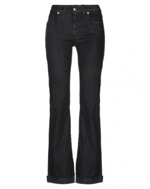 Джинсовые брюки SISTE' S. Цвет: черный