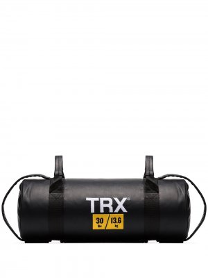 Спортивная сумка TRX. Цвет: черный