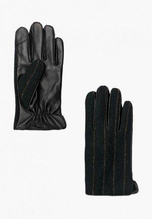 Перчатки Finn Flare. Цвет: черный