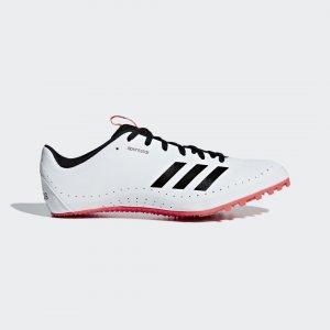 Шиповки для легкой атлетики Sprintstar Performance adidas. Цвет: красный